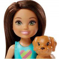 Mattel Barbie Chelsea s doplnkami veterný mlyn 3