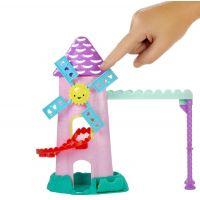 Mattel Barbie Chelsea s doplnkami veterný mlyn 5
