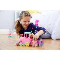 Mattel Barbie Chelsea s vláčkem 3