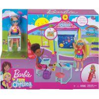 Mattel Barbie Chelsea školička herný set 3