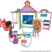 Mattel Barbie Chelsea školička herný set 2