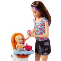 Mattel Barbie Opatrovateľka Herný set FHY98 2