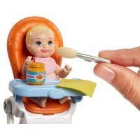 Mattel Barbie Opatrovateľka Herný set FHY98 3