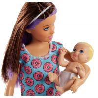 Mattel Barbie Opatrovateľka Herný set FHY98 5