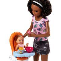 Mattel Barbie Opatrovateľka Herný set FHY99 2