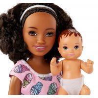 Mattel Barbie Opatrovateľka Herný set FHY99 3