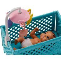 Mattel Barbie Opatrovateľka Herný set FHY99 5
