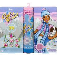 Mattel Barbie Color Reveal adventný kalendár 2021