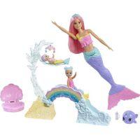 Mattel Barbie Dreamtopia herní set s mořskou vílou