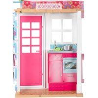 Mattel Barbie Dom 2v1 a bábika 2