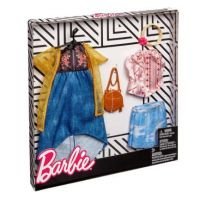 Mattel Barbie Dvojdielny set oblečenie FKT40 2