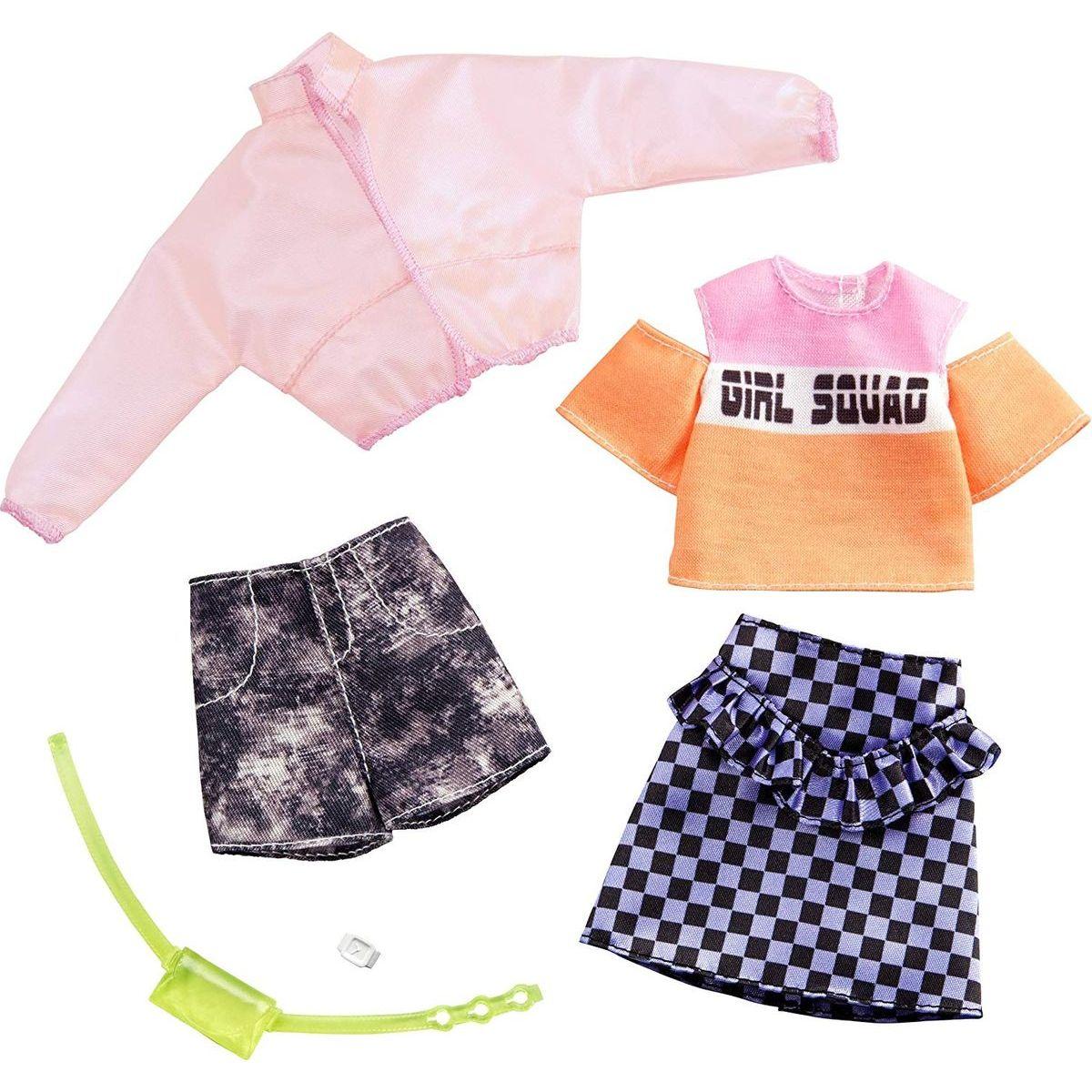 Mattel Barbie Dvojdielny set oblečenie GHX58