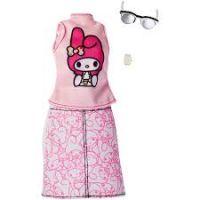 Mattel Barbie Hello Kitty Tématické oblečky a doplňky