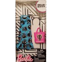 Mattel Barbie Hello Kitty Tématické oblečky FKR71