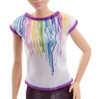 Mattel Barbie inženýrka robotiky Fialovláska 5