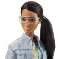 Mattel Barbie inženýrka robotiky Hnědovláska 3