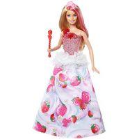Mattel Barbie Jahôdková princezná - Poškodený obal