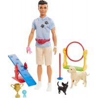 Mattel Barbie Ken a povolania herné set Ken - cvičiteľ psíkov