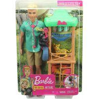 Mattel Barbie Ken a povolania herné set Ken - veterinár 6