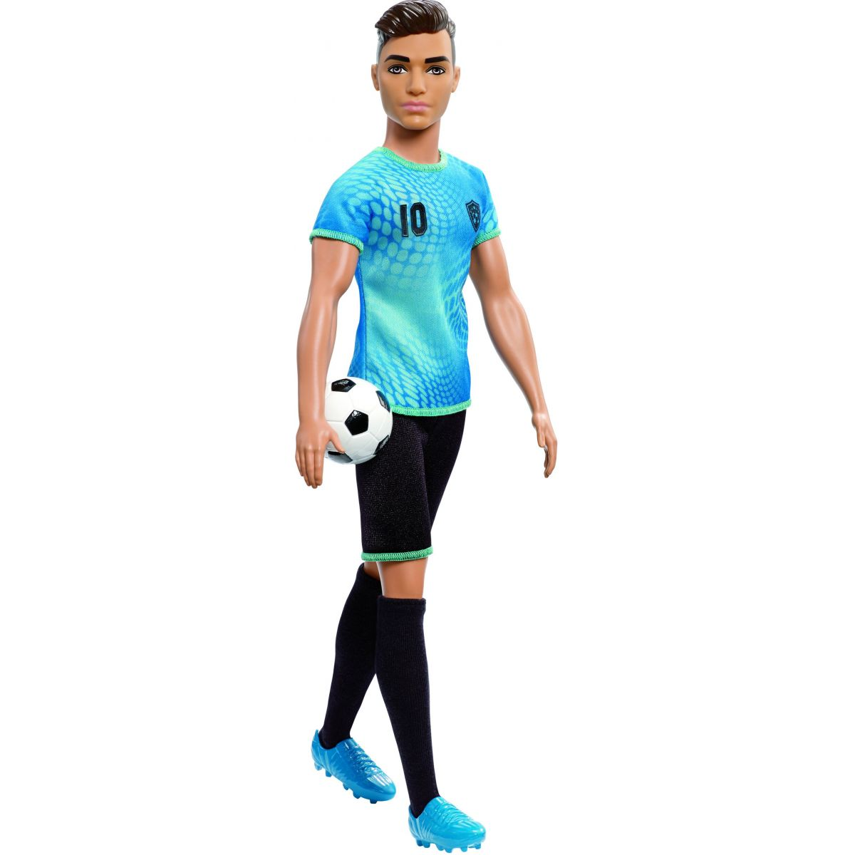 Mattel Barbie Ken povolania futbalista