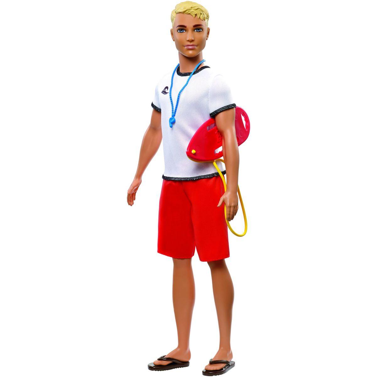 Mattel Barbie Ken povolania plavčík