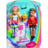 Mattel Barbie kouzelný set Chelsea a Otto 2