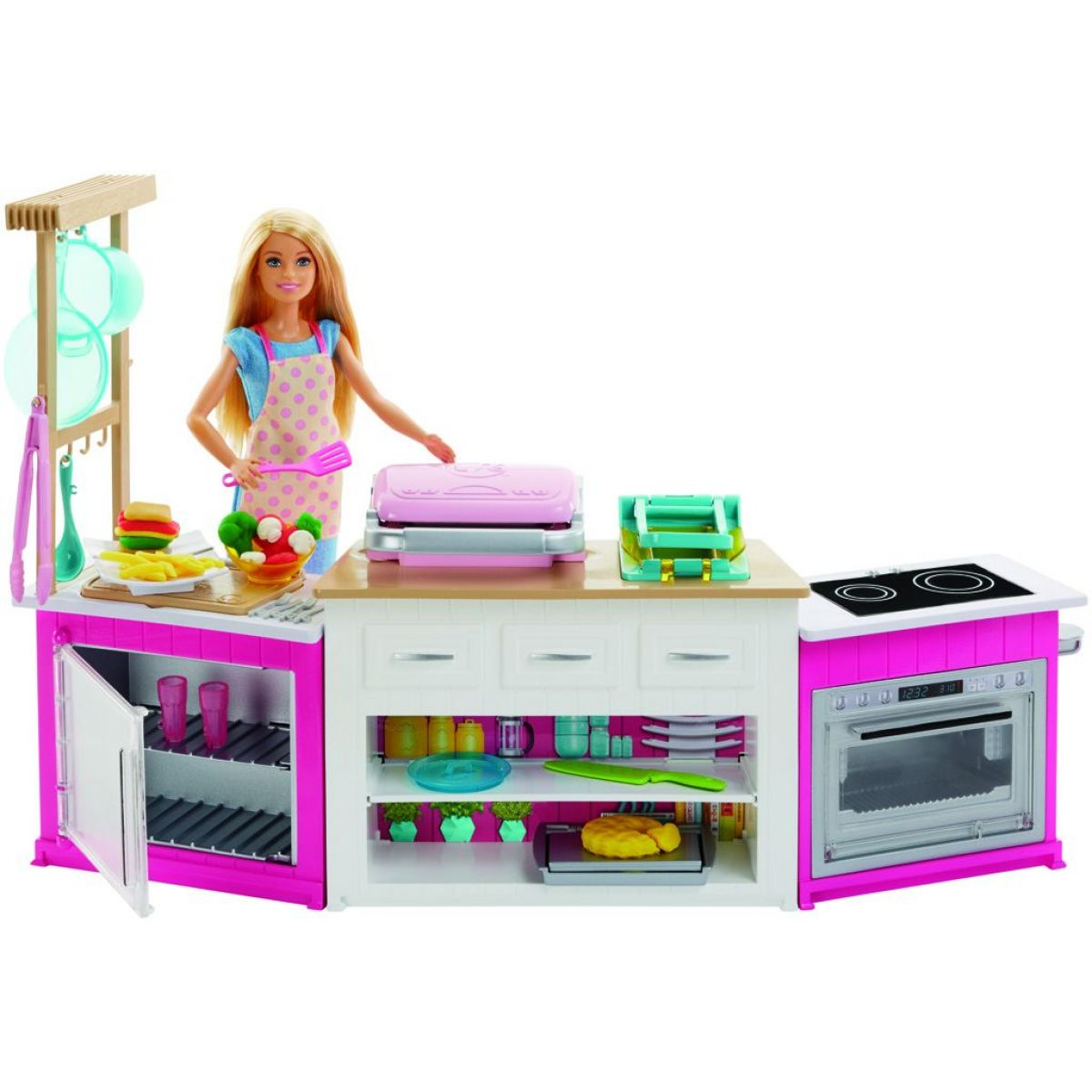Mattel Barbie kuchyňa snov