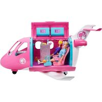 Mattel Barbie lietadlo snov 3