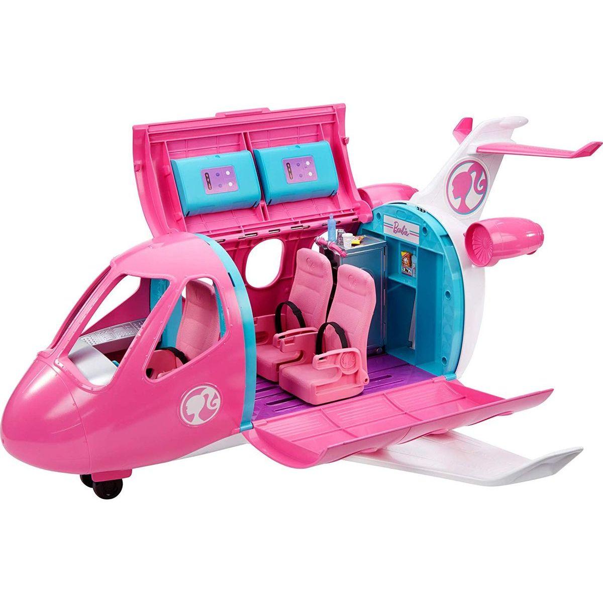 Mattel Barbie lietadlo snov