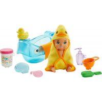 Mattel Barbie miminko herní set koupací miminko