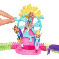 Mattel Barbie mini pouť herní set 3