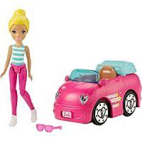 Mattel Barbie Mini vozítko panenka Auto