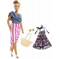 Mattel Barbie modelka s doplňky a oblečky 102