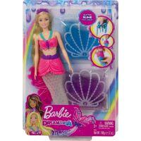Mattel Barbie morská víla a trblietavý sliz 4