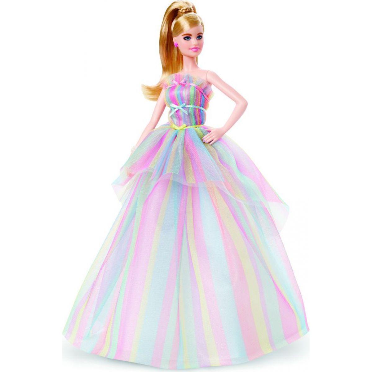 Mattel Barbie narodeninová Barbie