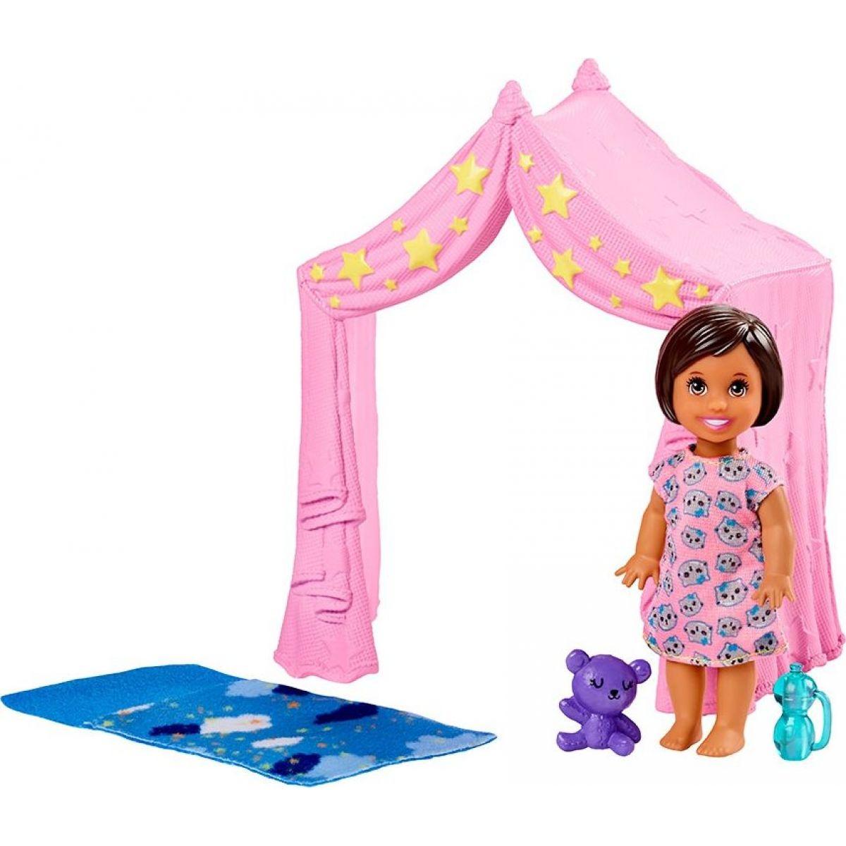 Mattel Barbie príbeh z denníka pestúnky altánok pre odpočinok