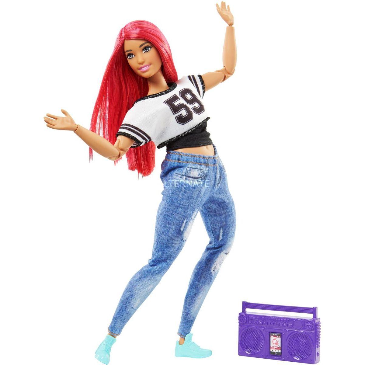 Mattel Barbie sportovkyně Tanečnice