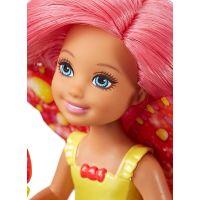 Mattel Barbie Víla Chelsea červené vlasy 3