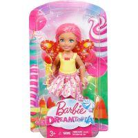 Mattel Barbie Víla Chelsea červené vlasy 4