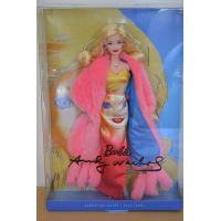 Mattel Barbie Warhol 6