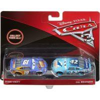 Mattel Cars 3 autá 2 ks Bobby Swift 2