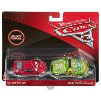 Mattel Cars 3 autá 2 ks Chick 2