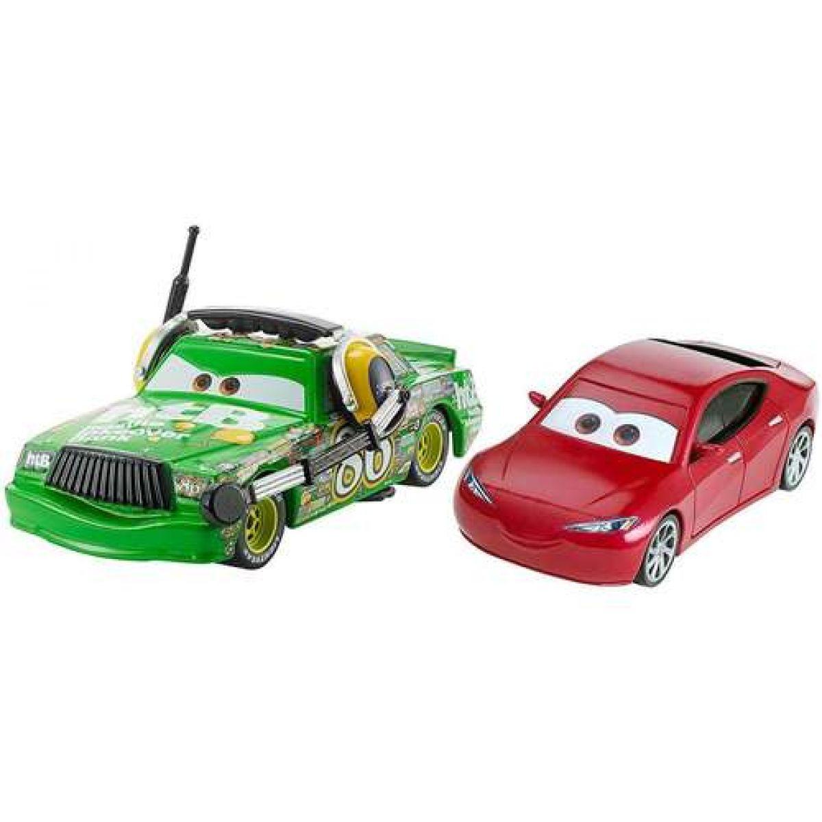 Mattel Cars 3 autá 2 ks Chick