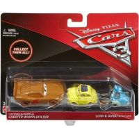 Mattel Cars 3 autá 2 ks Luigi a Quido 2