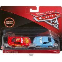 Mattel Cars 3 autá 2 ks McQueen 2