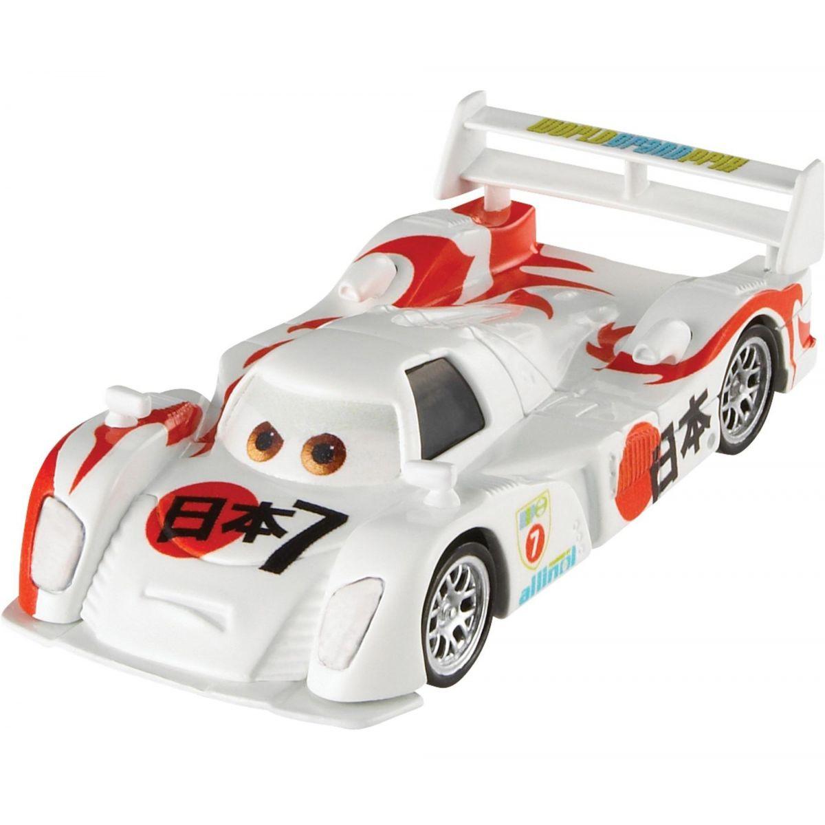 Mattel Cars 3 Autá Shu Todoroki
