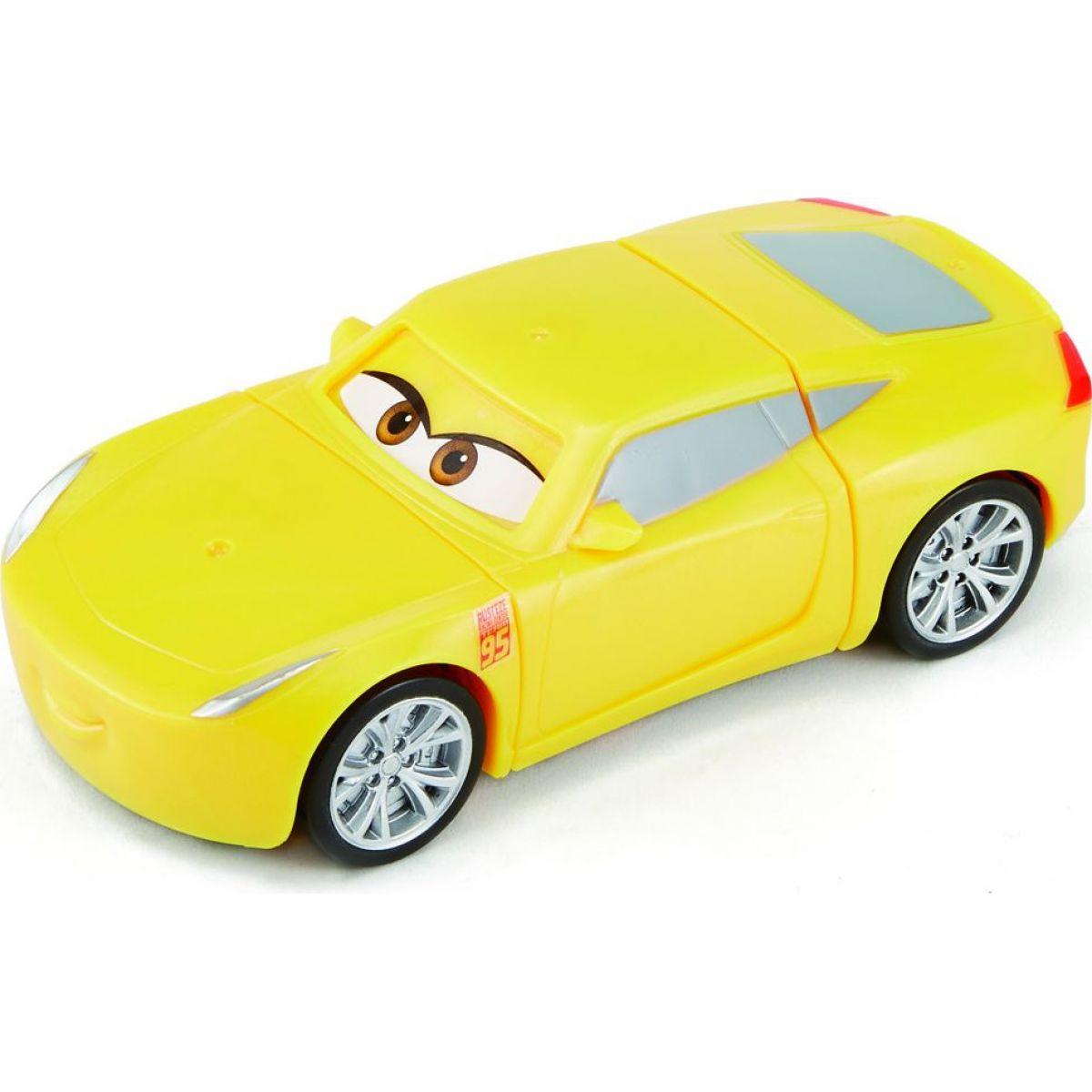 Mattel Cars 3 Búracie autá Cruz Ramirez