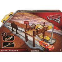 Mattel Cars 3 filmový herné set Fireball Beach Run 2