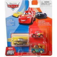 Mattel Cars 3 mini auta metal 3ks Radiator Springs Sries