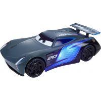 Mattel Cars 3 svítící závodní auta Jackson Storm - Poškozený obal